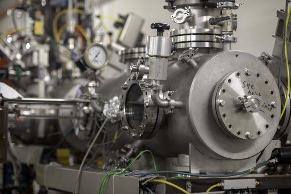 CIMAP's SME: Beamline for ions around 10 MeV/u © CIMAP / CNRS
