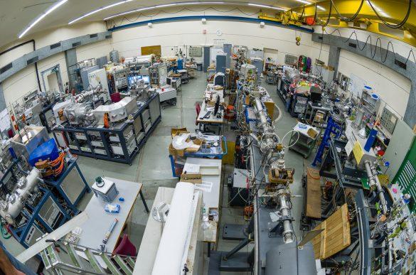 Laboratory of Ion Beam Physics at ETHZ © ETHZ / H. Hostettler
