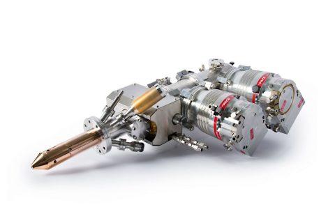 Gas Cluster Ion Beam - GCIB 10S  © Ionoptika Ltd.