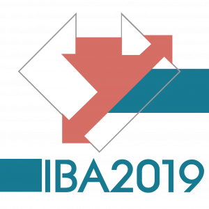 Logo of the IBA conference
