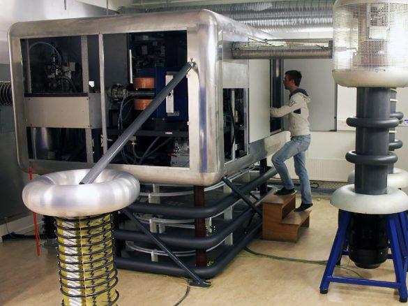 Tandem Laboratory, Uppsala University © Uppsala University